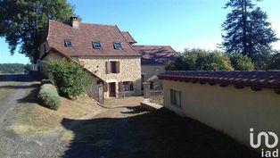 Annonce vente Maison avec terrasse excideuil