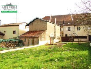 Annonce vente Maison avec terrasse baccarat