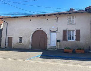 Annonce vente Maison avec terrasse vézelise