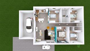 Annonce vente Maison avec garage rodez