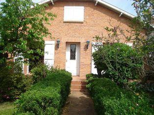 Annonce location Maison avec terrasse toulouse