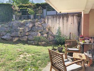 Annonce vente Appartement avec jardin péchabou