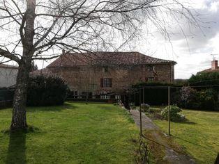 Annonce vente Maison avec jardin roumazières-loubert