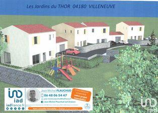 Annonce vente Maison avec garage villeneuve