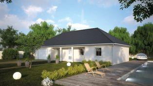 Annonce vente Maison avec garage le thuit-signol