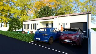 Annonce vente Maison avec garage saujon