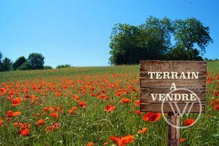 Annonce vente Terrain au calme fresne-saint-mamès