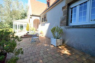Annonce vente Maison avec terrasse lampaul-guimiliau