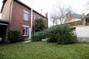 Annonce vente Maison avec terrasse ribécourt-dreslincourt