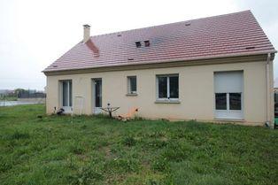 Annonce vente Maison au calme estrées-saint-denis