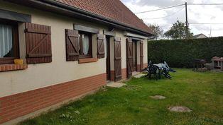 Annonce vente Maison avec garage méharicourt