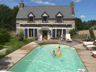 Annonce vente Château avec piscine tonquédec