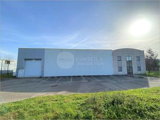 Annonce location Local commercial lentilly
