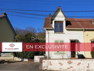 Annonce vente Maison avec garage freyming-merlebach