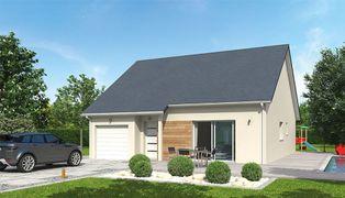 Annonce vente Maison avec garage delme