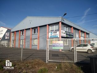 Annonce location Local commercial avec parking chauray
