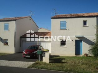 Annonce location Maison chauray