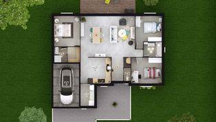 Annonce vente Maison avec garage amilly