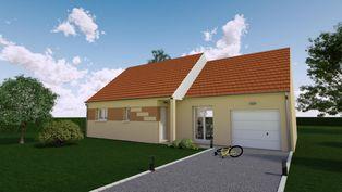 Annonce vente Maison saint-aubin-des-bois