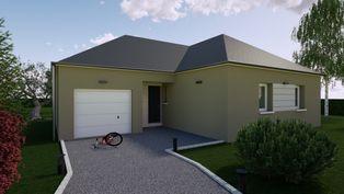 Annonce vente Maison avec garage couëtron-au-perche