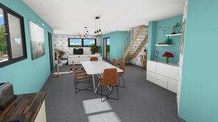 Annonce vente Maison avec garage connerré