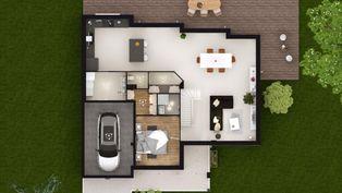 Annonce vente Maison avec mezzanine le mans
