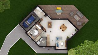 Annonce vente Maison avec garage changé