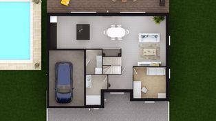 Annonce vente Maison avec cellier écommoy