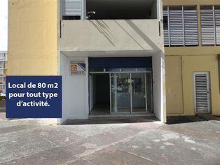 Annonce vente Appartement avec bureau pointe-à-pitre