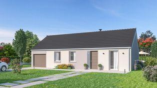 Annonce vente Maison avec garage fontenay-saint-père