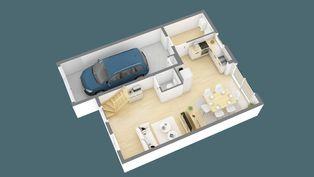 Annonce vente Maison avec garage la buissière
