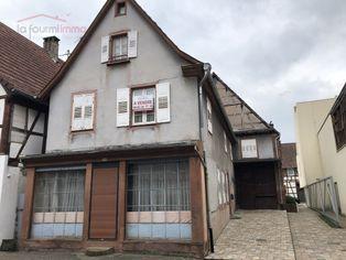 Annonce vente Maison avec terrasse wœrth