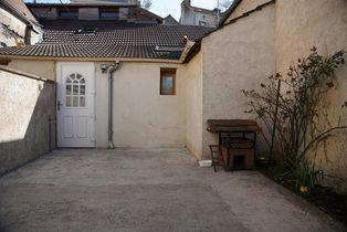 Annonce vente Maison avec terrasse septeuil