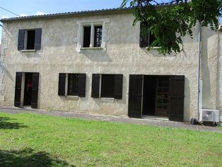 Annonce vente Maison au calme saint-antoine-de-breuilh