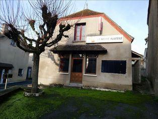 Annonce vente Maison avec garage lourdoueix-saint-michel