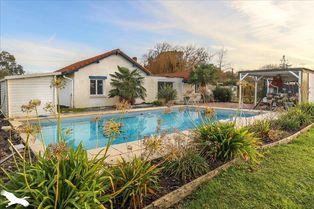 Annonce vente Maison avec piscine pomarez