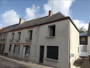 Annonce vente Maison avec garage saint-sébastien