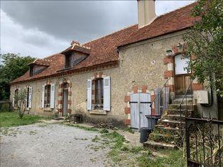 Annonce vente Maison nohant-vic