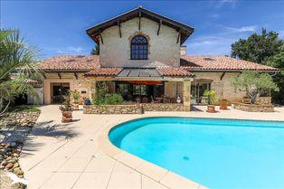Annonce vente Maison avec piscine sauveterre-de-guyenne