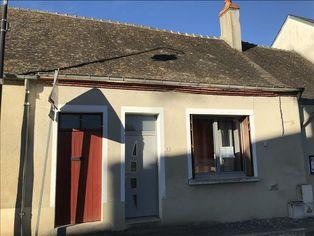 Annonce vente Maison avec bureau nohant-en-graçay