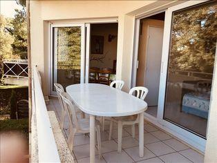 Annonce vente Appartement avec terrasse saint-georges-de-didonne