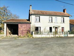 Annonce vente Maison avec garage brillac