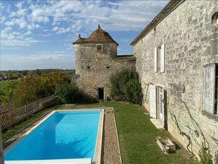 Annonce vente Maison avec piscine lauzun