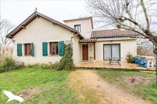 Annonce vente Maison au calme saint-jean-lespinasse