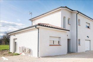 Annonce vente Maison avec garage saint-etienne-de-tulmont