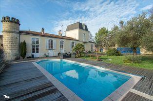 Annonce vente Maison avec piscine preignac
