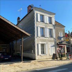 Annonce vente Maison avec atelier neuvy-saint-sépulchre