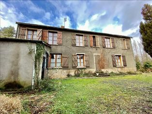 Annonce vente Maison avec garage pouligny-notre-dame