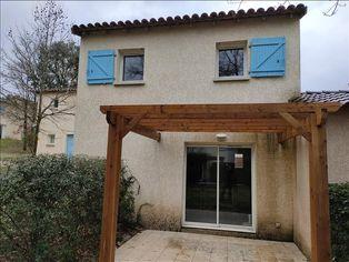 Annonce vente Maison avec terrasse cajarc
