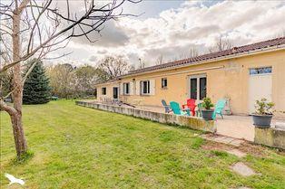 Annonce vente Maison avec garage saint-seurin-sur-l'isle